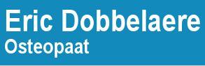 Osteopaat Eric Dobbelaere